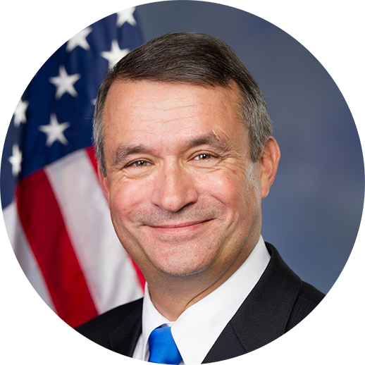 U.S. Congressman Don Bacon Official Portrait
